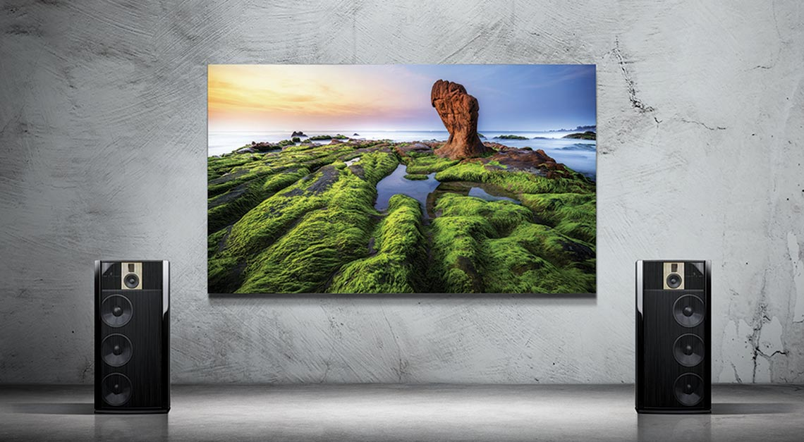 Samsung The Wall television