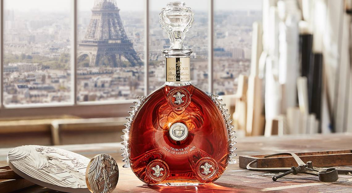 Louis XIII Time Collection: Tribute to City of Lights 1900