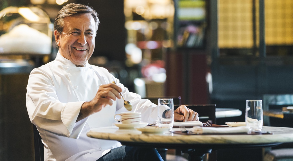 Daniel Boulud, db Bistro and Oyster Bar