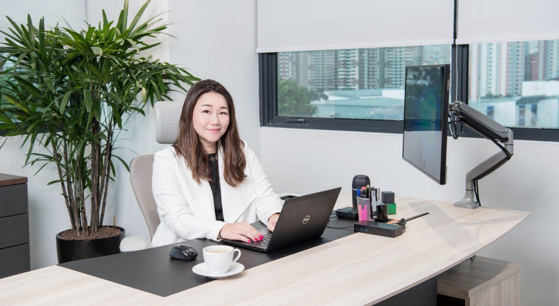 Liz Kim, General Manager, Philip Morris Singapore
