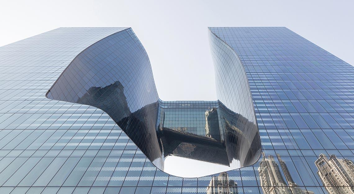 Zaha Hadid, Opus, Dubai
