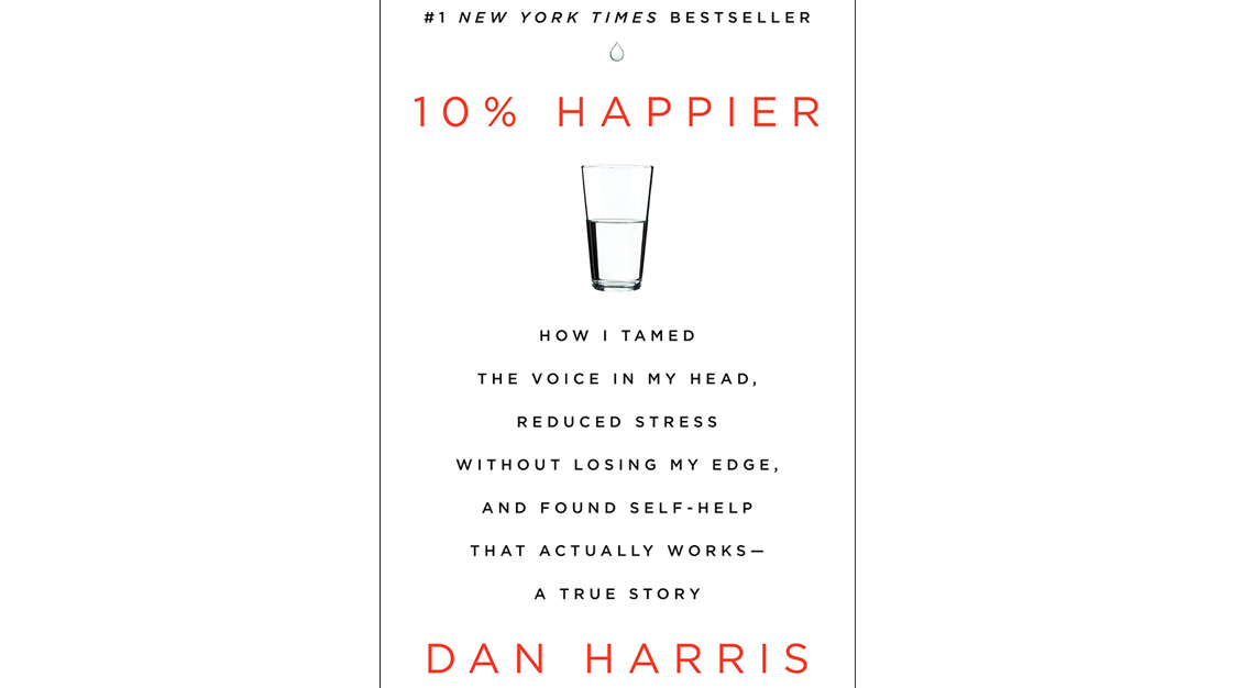 10% Happier book