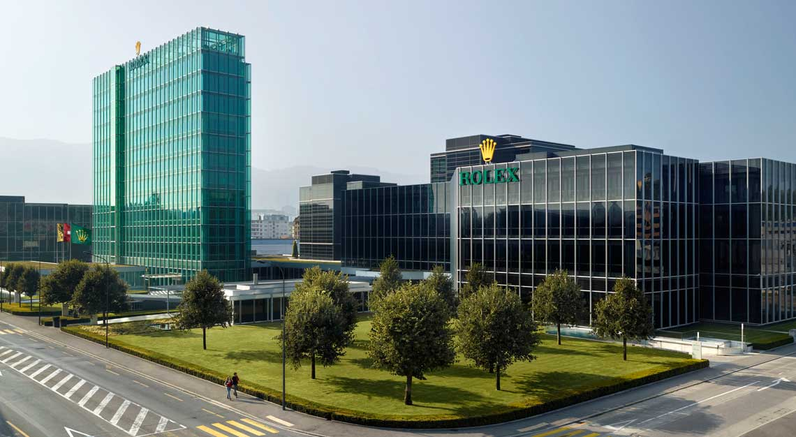 Rolex headquarters
