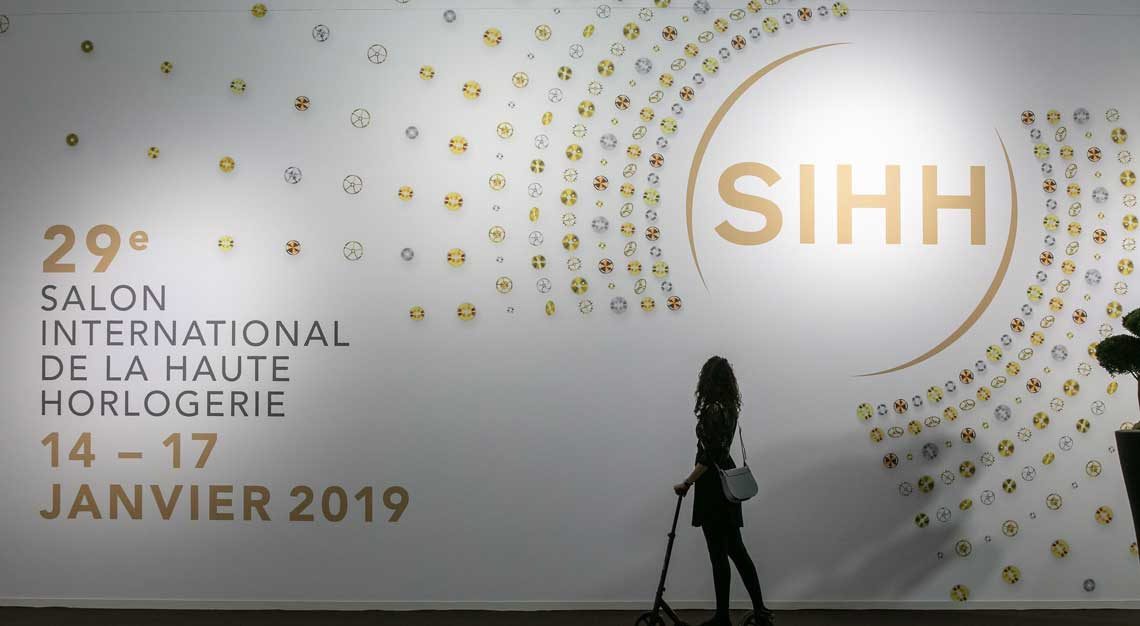 SIHH, Watches & Wonders