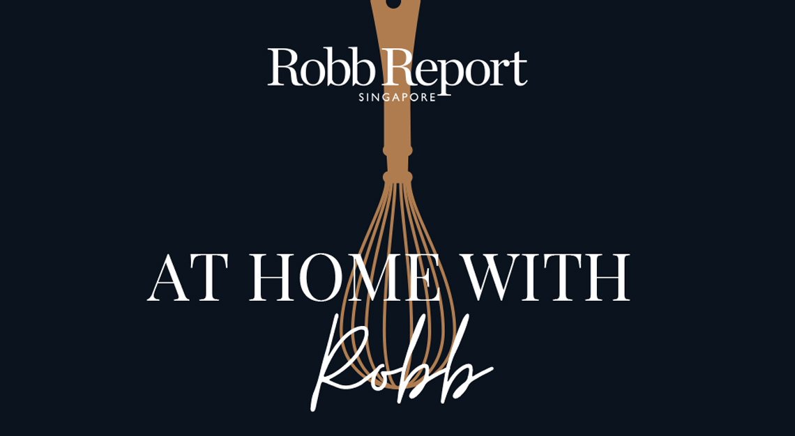 At Home With Robb
