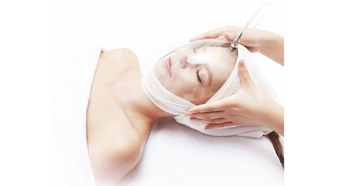 Skin Inc Oxy-Cyo treatment