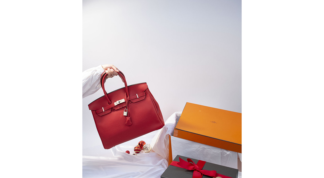 The Fifth Collection Geranium Birkin 35