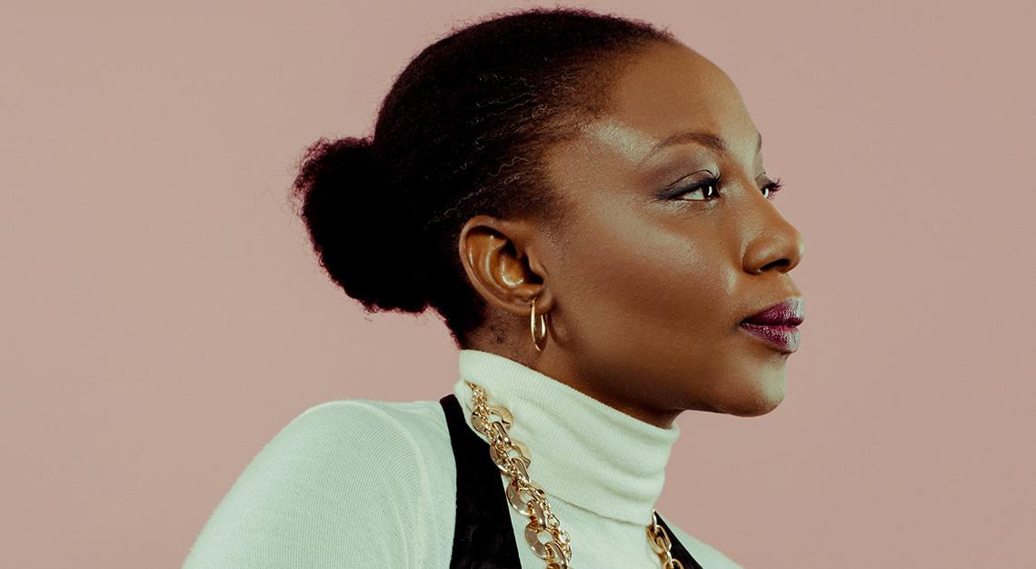 Ozohu Adoh, founder of luxury skincare brand, Epara