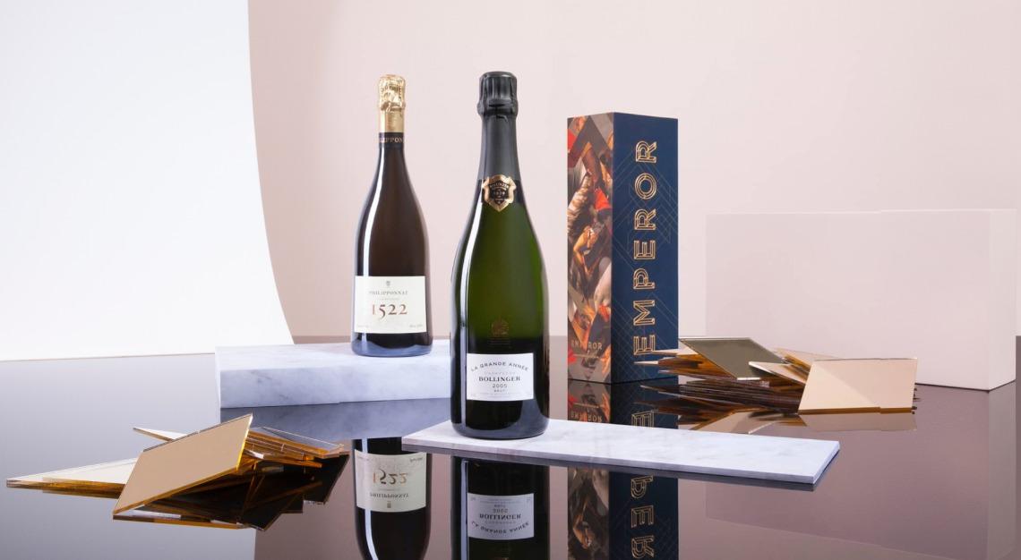 emperor champagne