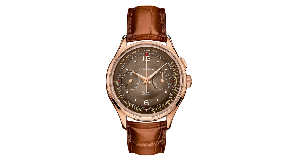 Heritage Manufacture Pulsograph Limited Edition