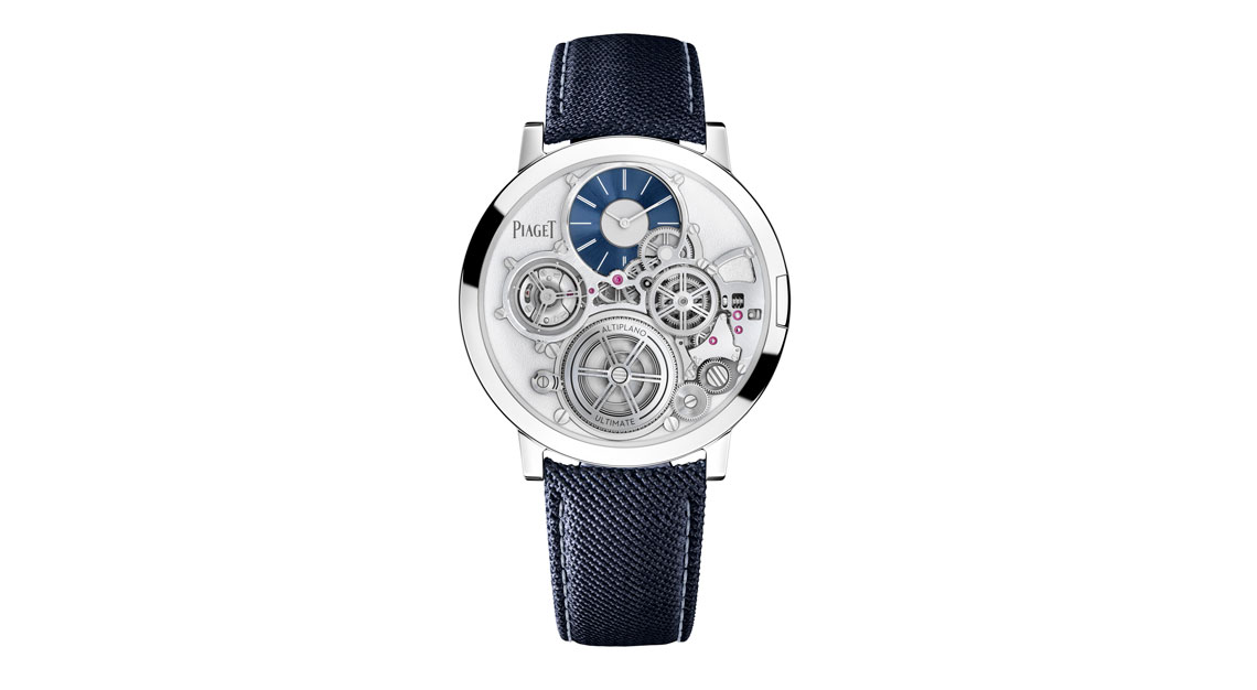 Piaget's Altiplano Ultimate Concept