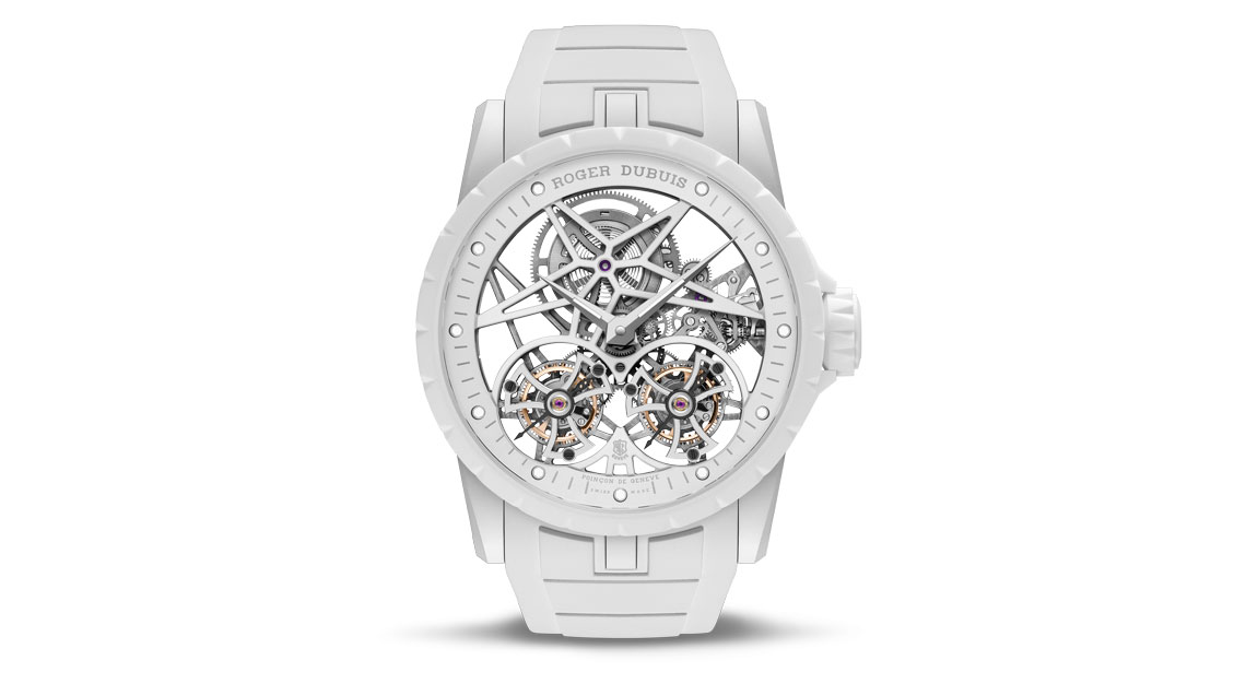 Roger Dubuis' Excalibur Twofold