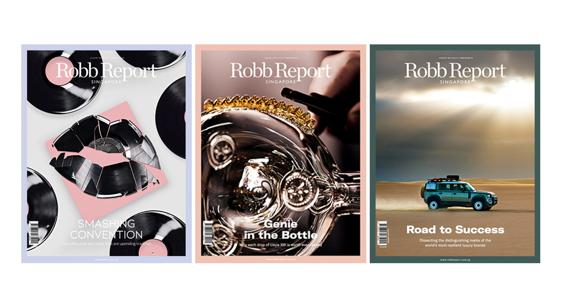 robb report sg