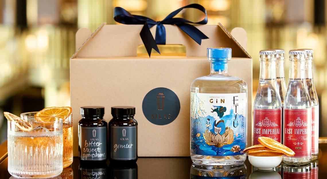 atlas curated gin subscription