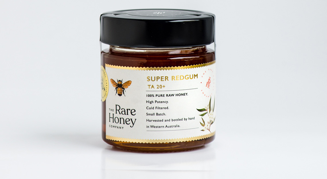 the rare honey company