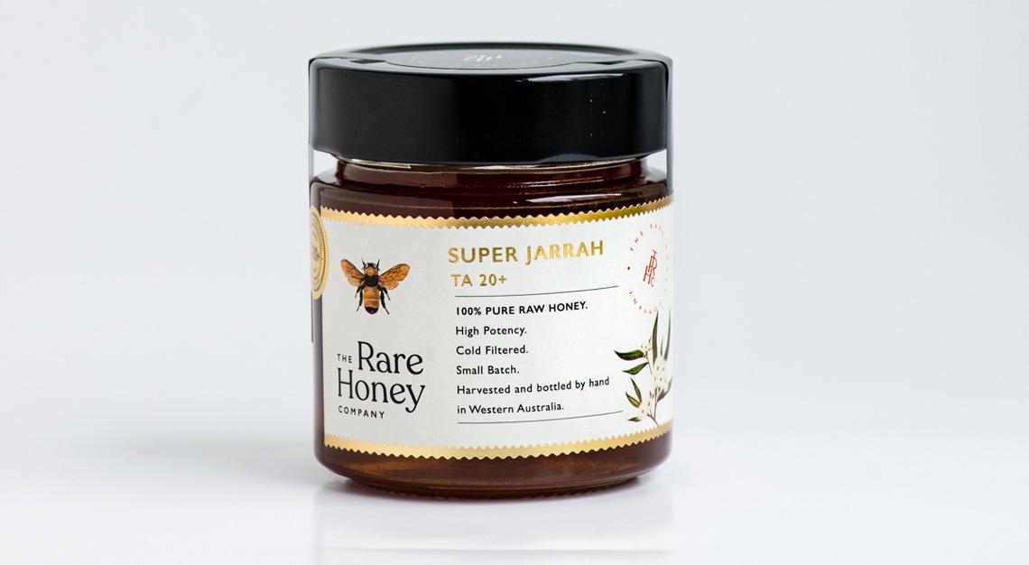 the rare honey company