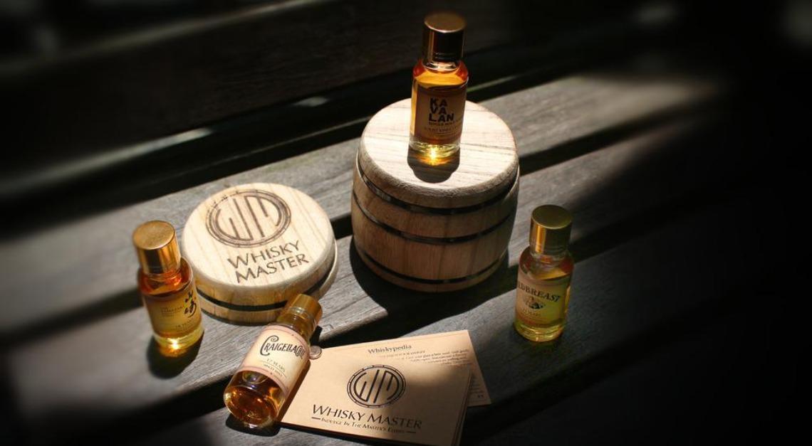 whisky master