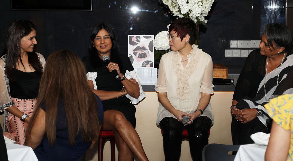 Amrita Banta, Carolyn Kan and Samir Ahad