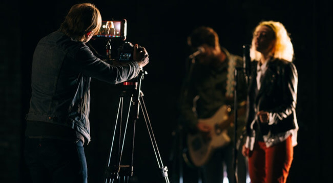 The Art of Making Music Videos with Chris Hershman