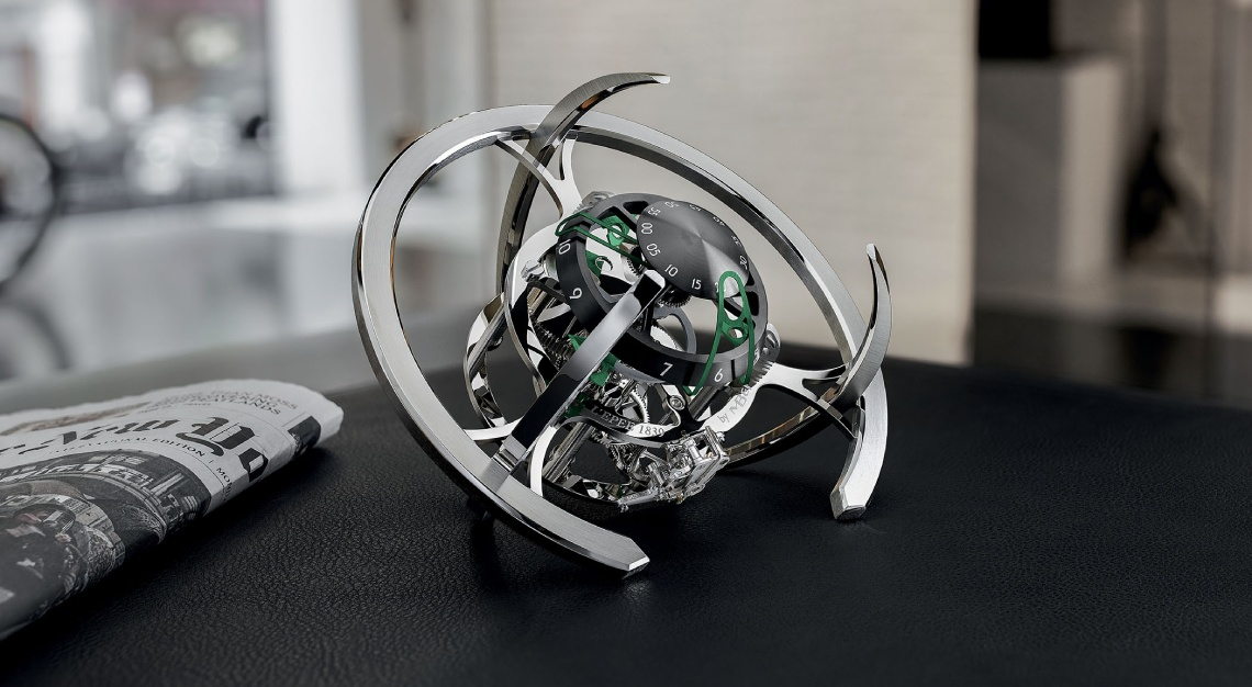 The new Starfleet Explorer, MB&F