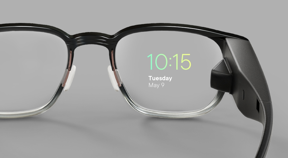 smart glasses from North