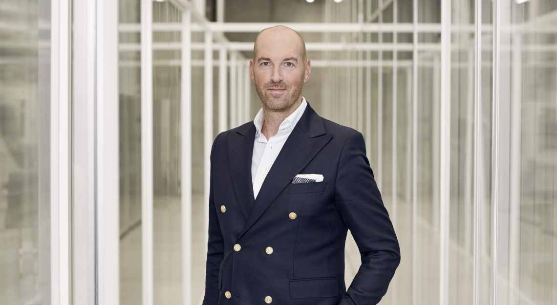 Christian Knoop, IWC's creative director