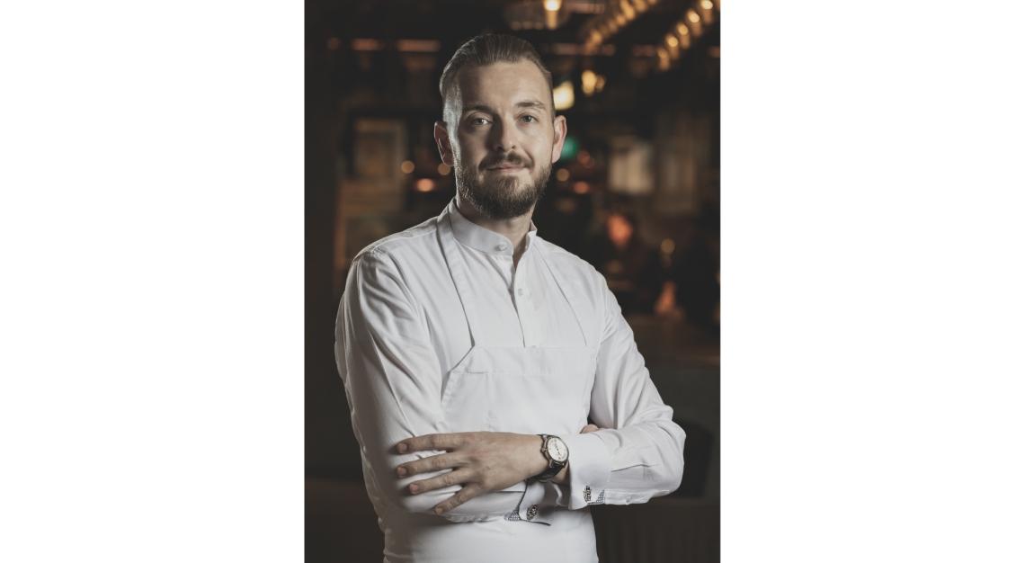 Tristin Farmer, executive chef of Restaurant Zen