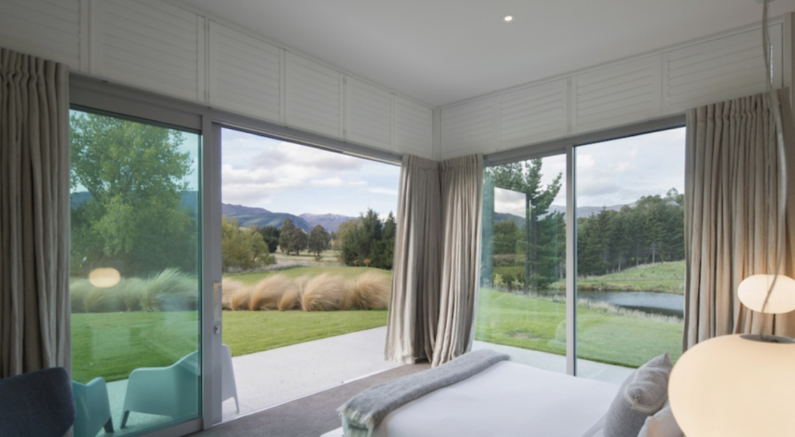 Villa Omaio, New Zealand