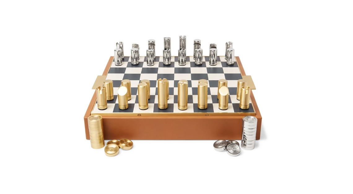 Ralph Lauren Chess Set