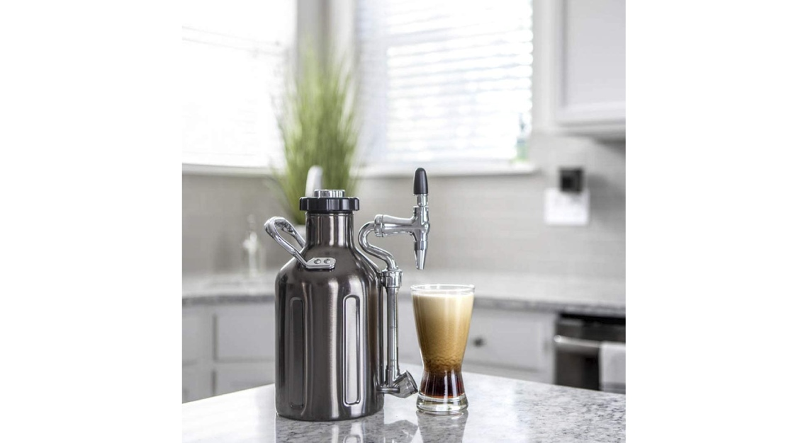 GrowlerWerks uKeg Nitro Coffee Maker