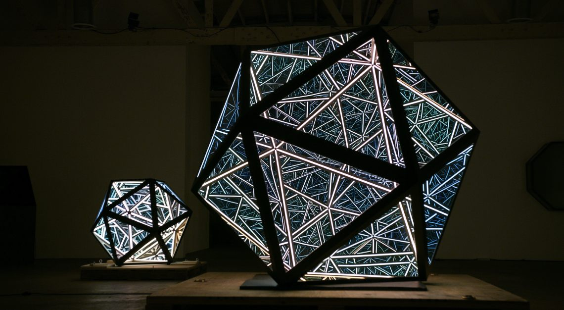 anthony james portal Icosahedron