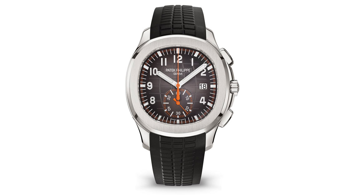 Aquanaut Chronograph Ref. 5968A-001