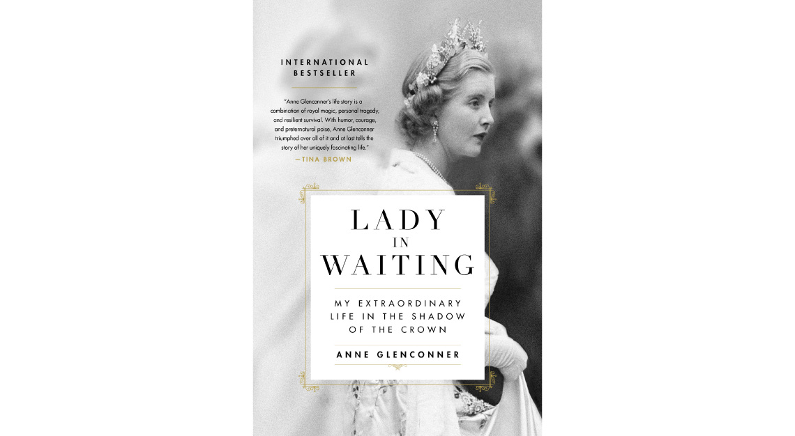 Lady In Waiting Anne Glenconner