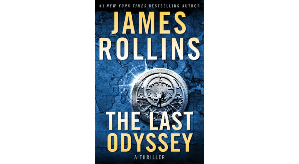 The Last Odyssey James Rollins