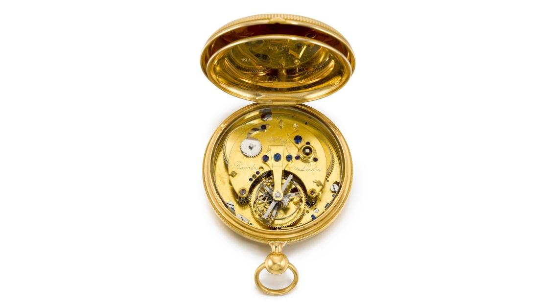 king george III breguet pocket watch