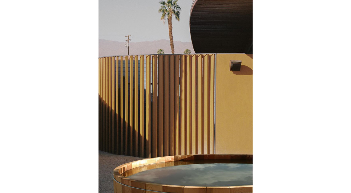 Wave House, Palm Springs