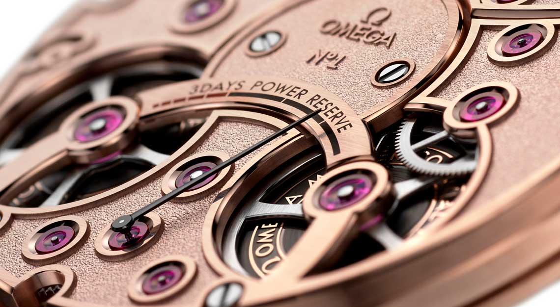 Omega De Ville Tourbillon Numbered Edition