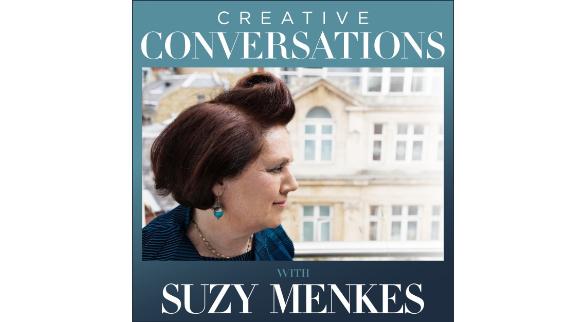 Creative Conversations with Susan Menkes