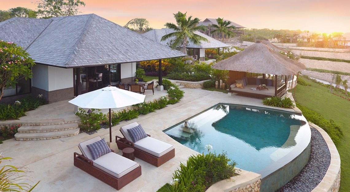 Raffles Presidential Villa, Raffles Bali