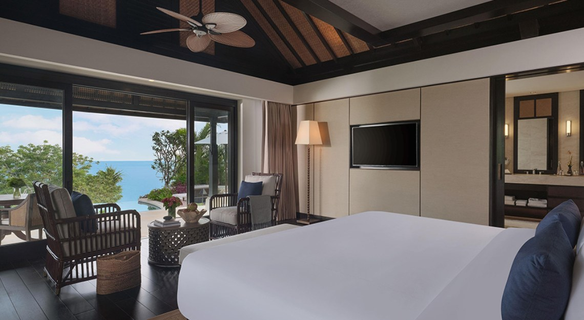 Panoramic Pool Villa, Raffles Bali