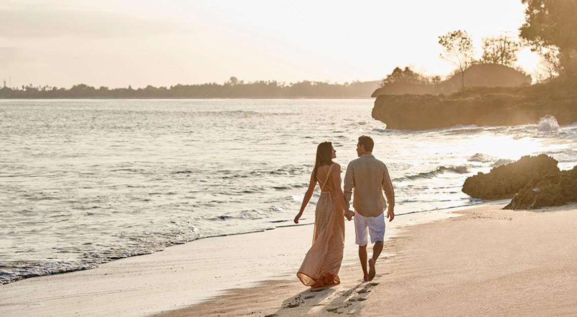 Paradise Beach, Raffles Bali