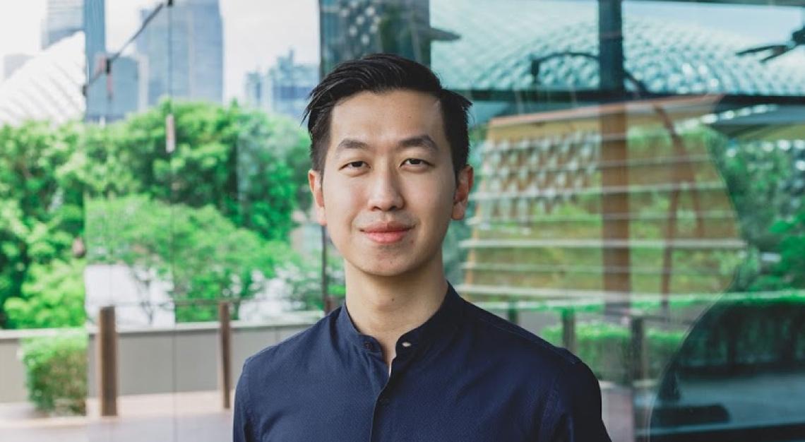 Tribe Accelerator, Yi Ming