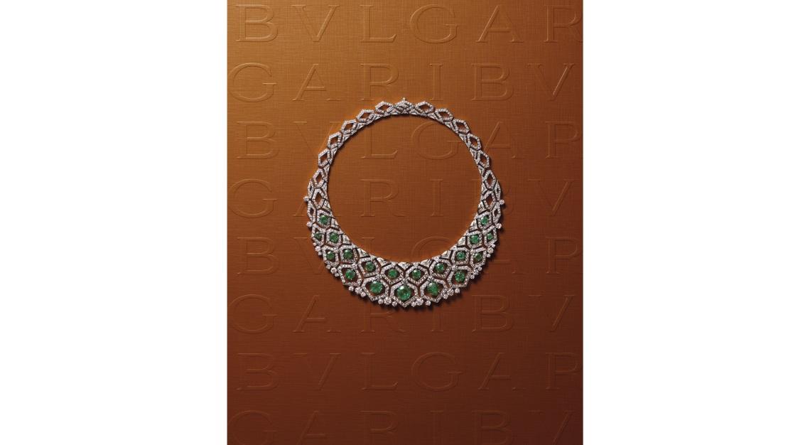 bvlgari barocko collection