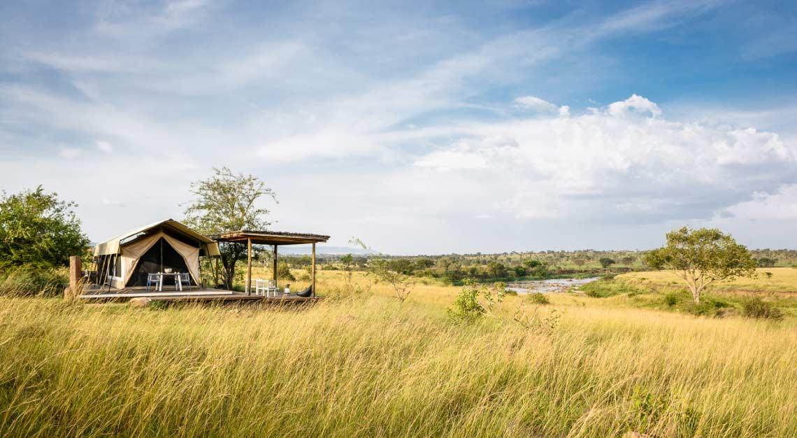 Mara River Tented Camp, Singita