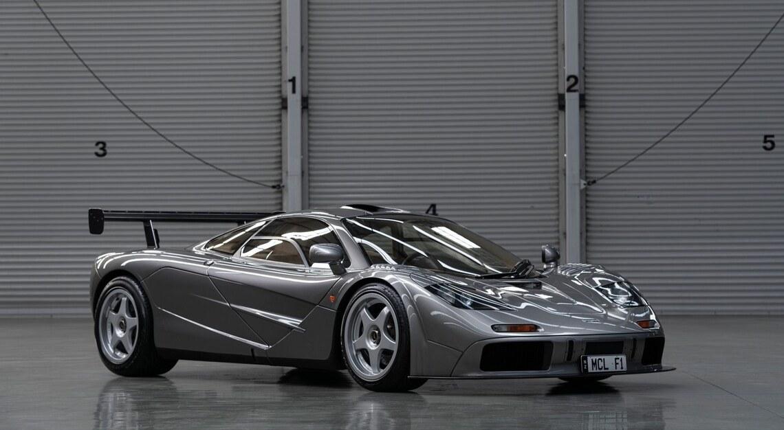 McLaren F1S