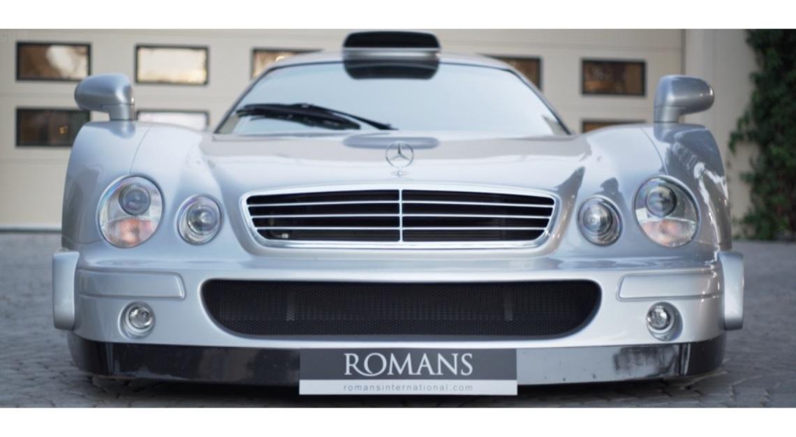 Mercedes-CLK-GTR