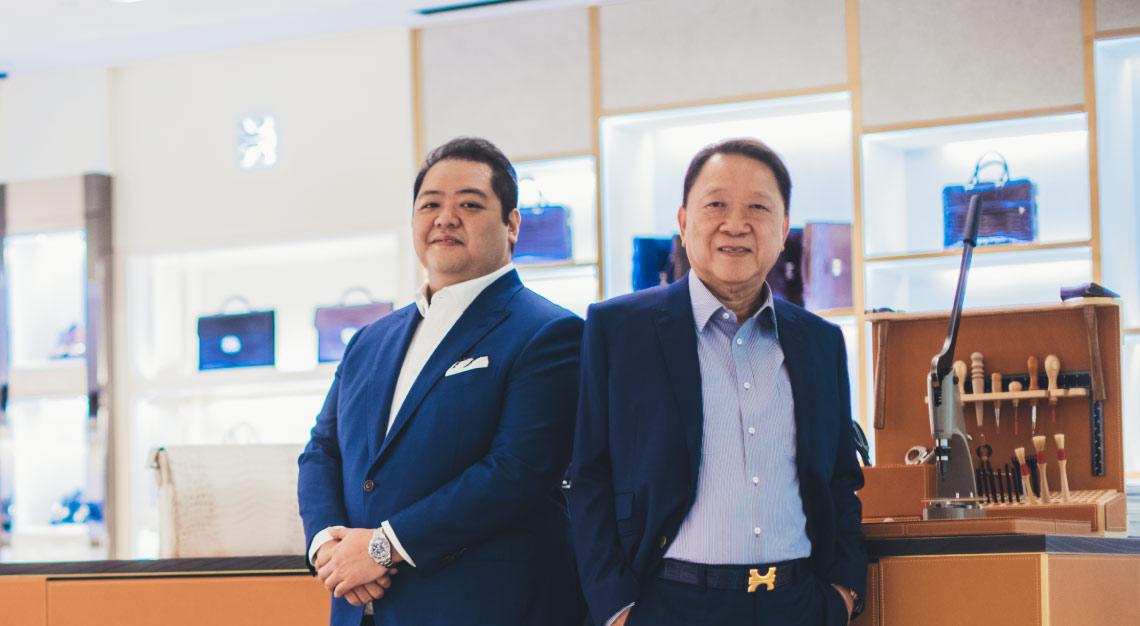 Jonathan and Leonard Kwan, Kwanpen