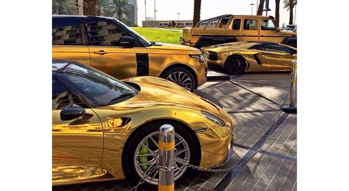 Turki bin Abdullah Al Saud-series of cars