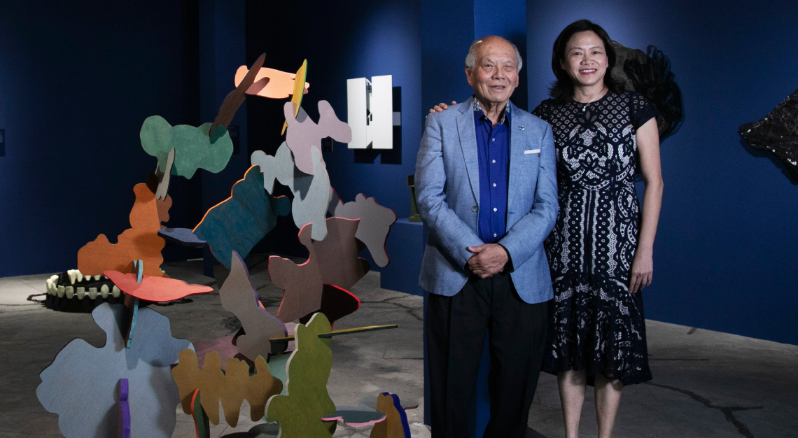 Rachel Teo and Daniel Teo The Private Museum