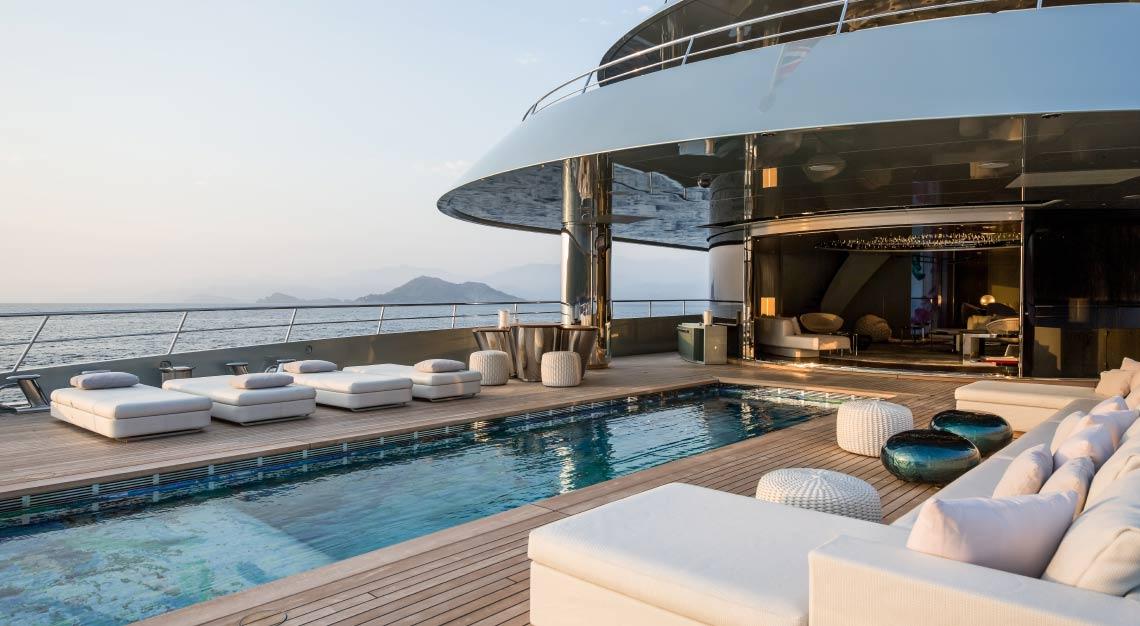 Savannah yacht charter Feadship